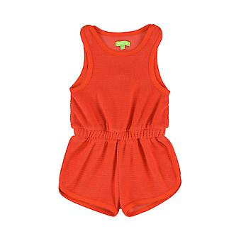 Lily Balou Girls Jumpsuit Jay Grenadine