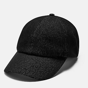 Sub Armour Womens Jacquard PU Cap 5 Panel Style Curbate Peak Hat