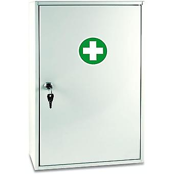 Reliance Medical White Sofia Metal Wall Cabinet