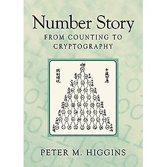 Number Story - From Counting to Cryptography by Peter Michael Higgins