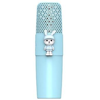 K9 micrófono bluetooth inalámbrico 360 micrófonos estéreo altavoz para karaoke infantil cantando micrófono con voz mágica