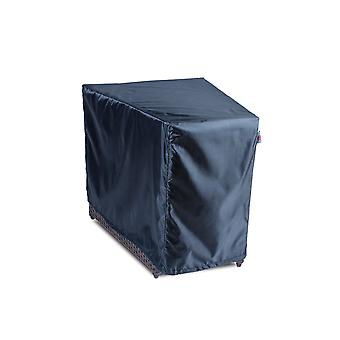 Wedge Accent Table Cover - Shield Gold