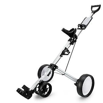 Portable Push-pull Golf Bag Car