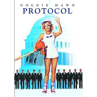 Protokoll [DVD] USA import