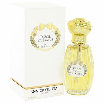 Ce soir ou jamais eau de parfum spray par annick goutal 459965 100 ml eau de parfum spray
