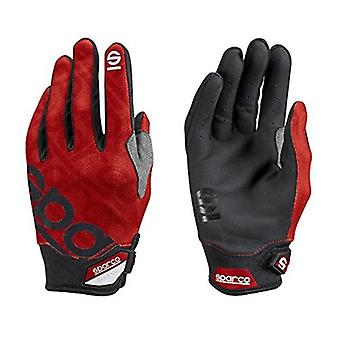 Mechanic's Gloves Sparco Meca 3 Rouge (Taille XL)