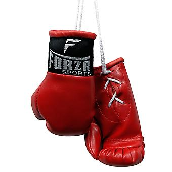 Forza Sports Mini Boxing Gloves - Red