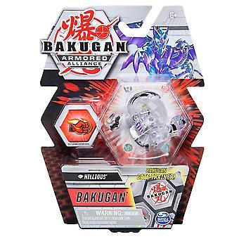 Bakugan Armored Alliance 1 Pack 2 Inch Figure Nillious (Diamond Faction) RARE