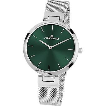 جاك ليمانز ساعة اليد المرأة ميلانو كلاسيك 1-2110D