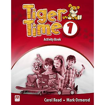 Tigre du temps niveau 1 cahier d'activités