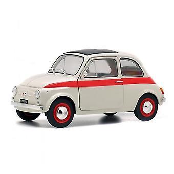 Fiat 500 L Nuova Sport (1960) Diecast Model Car