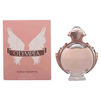 女性の香水オリンペアパコラバンヌEDP