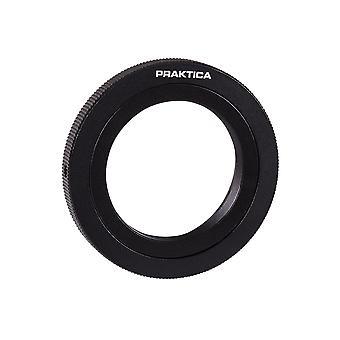 PRAKTICA Digiscoping T2 to Canon EF Mount
