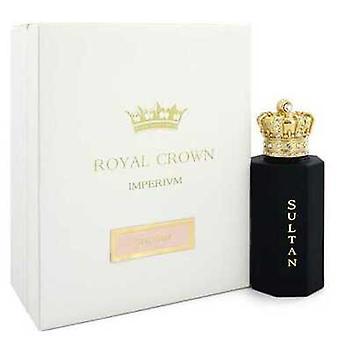 Royal Crown Sultan By Royal Crown Extrait De Parfum Spray (unisex) 3.4 Oz (women)