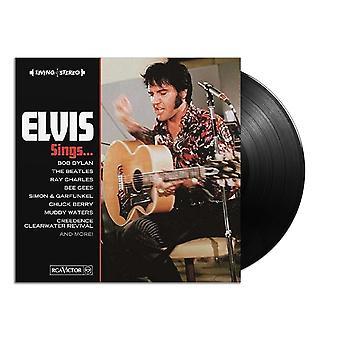 Elvis Presley - Elvis Synger Vinyl