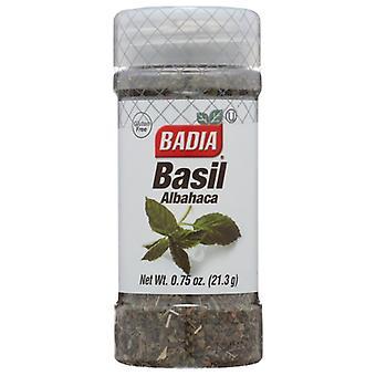 Badia Basil, Case of 8 X 0.75 Oz