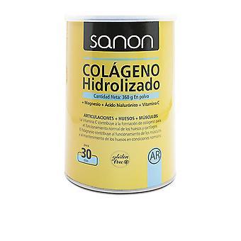 Sanon Sanon Colágeno Hidrolizado En Polvo 360 Gr Unisexe