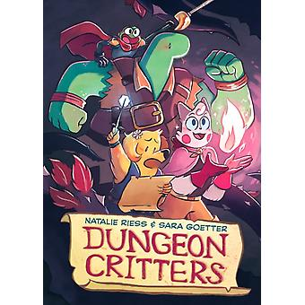 Dungeon Critters by Natalie Riess & Sara Goetter