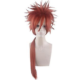 Final Fantasy 7 Perücken Reno synthetische Haar Perücken