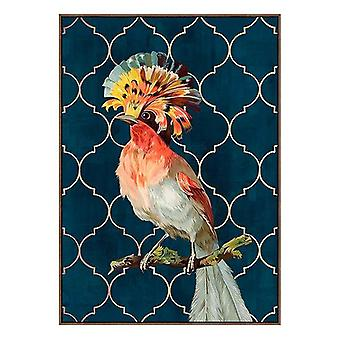 Tavla Bird Colors (140 x 4 x 100 cm)