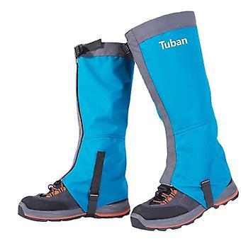 Unisex waterproof leg sleeve hiking camping hiking ski boots travel shoes leggings leg protection