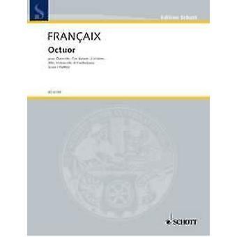 Francaix: Octuor Score