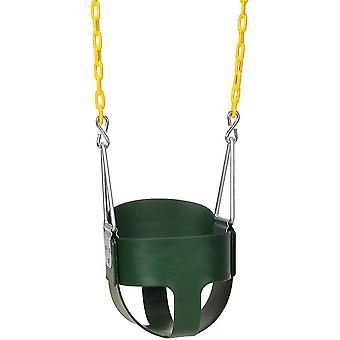 Heavy Duty High Back Full Bucket Peuter Swing Seat