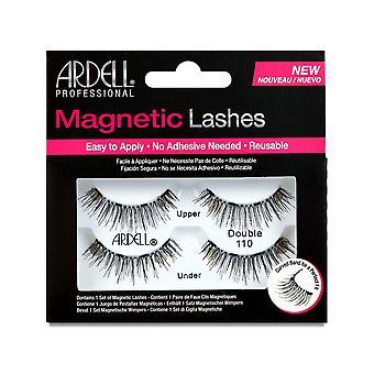Ardell Magnetic 110 Dobbelt let at anvende genanvendelige falske strimmel øjenvipper