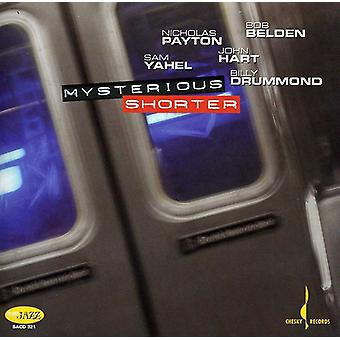 Payton/Belden/Yahel/Drummond/Hart - Mysterious Shorter [SACD] USA import