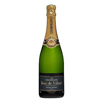 Champagner Jean De Villaré Grande Réserve (75 cl)