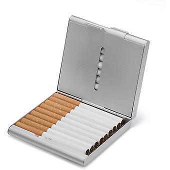 Folio savukekotelo, metallinen savukekotelo, mahtuu 20 savuketta