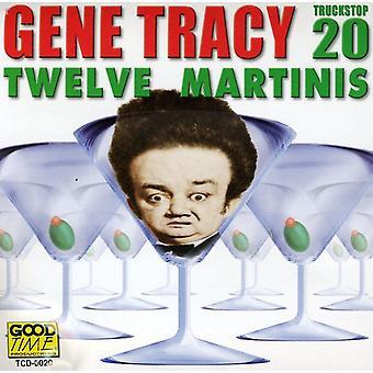 Gene Tracy - Twelve Martinis [CD] USA import