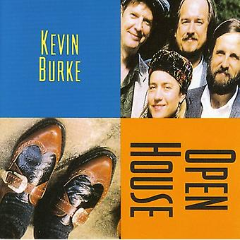 Kevin Burke - importation USA portes ouvertes [CD]