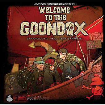 Epmd's Parish Pmd Smith Presents: Pmd Snowgoons & - Welcome to the Goondox [CD] USA import
