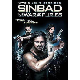 シンドバッド ・ Furies 【 DVD 】 米国の戦争をインポートします。