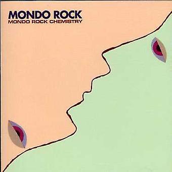 Mondo Rock - chemie [CD] USA import