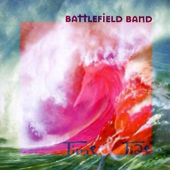 Battlefield Band - Time & Tide [CD] USA import