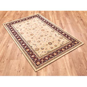 Noble Art 6529-191 Ivory centre with dee Rectangle Rugs Traditional Rugs