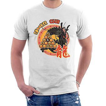 Dragon Ball Z Snooker Club Men's T-Shirt