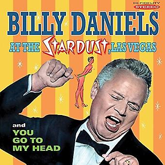 Billy Daniels - Billy Daniels at the Stardust Las Vegas / You Go [CD] USA import
