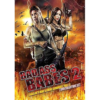 Bad Ass Babes 2 [DVD] USA importare