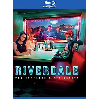 Riverdale: Complete First Season [Blu-ray] USA tuonti