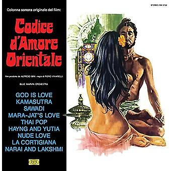 Blue Marvin Orchestra - Codice D'Amore Orientale [CD] USA import