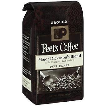Peet's Major Dickason's Blend Ground Coffee