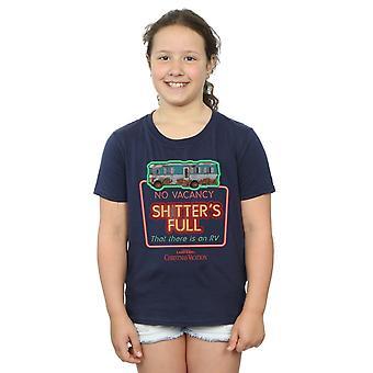 National Lampoon's Christmas Vacation Girls No Vacancy T-Shirt