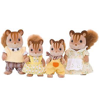 Sylvanian famille écureuil noyer famille jeu