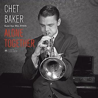 Chet Baker - Guest Star: Bill Evans - alene sammen [Vinyl] USA import