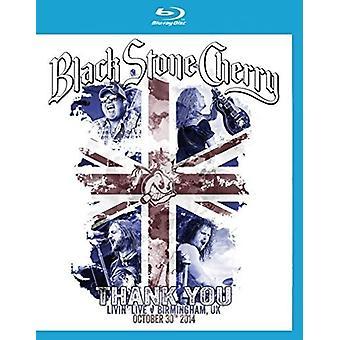 Black Stone Cherry - Thank You Bd/CD [Blu-ray] USA import