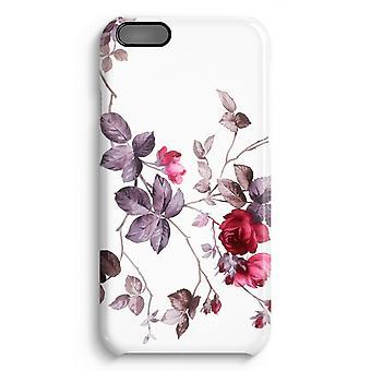 iPhone 6 Plus Full Print Fall (glänzend) - schöne Blumen