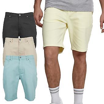 Urban classics - STRETCH TWILL elastic summer of shorts